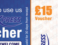 OfficeXpress Welcome Voucher