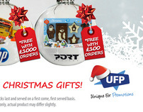 UFP Christmas Promotion