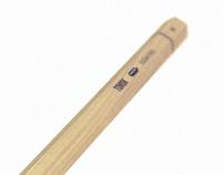 Tomsk. Russian Pencil.