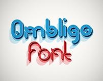 Ombligo font