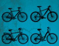 Posters Bikers