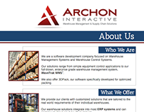 Archon One-Pager