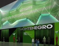 """Montenegro Pavilion"" Expo Shanghai 2010"