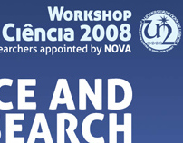 Workshop Ciência 2008