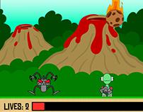 Extinction Day - Flash Game