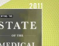 State of the Medical Center flyer