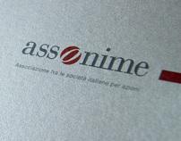 Assonime - identity