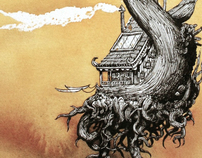 Flying treehouses, etc..