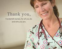 Vanderbilt Nursing, Tennessean FP ad