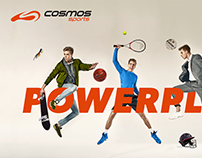 Cosmos Sports POWERPLAY