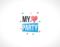 Logotipo My Lovely Party
