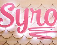 Syrope Waffles