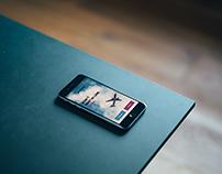 Altitude iPhone App Design
