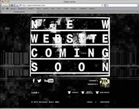 Temporary Webdesign for tokiohotel.com