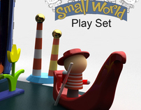 Theme Park play sets (Small World)