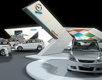Mazda 3d Fly-Through - 2008