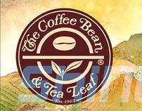 Murals The Coffee Bean & Tea Leaf