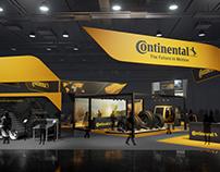 Continental Exhibit Design
