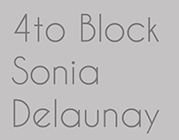 Poster Sonia Delaunay 130