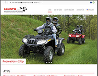 Hinoto Motor Sports (Arctic Cat Haiti)