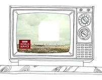 BBC WORLD SERVICE RADIO - TVC