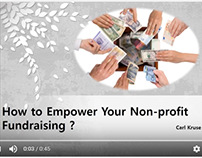 Carl Kruse-How to Empower Your Non-profit Fundraising?