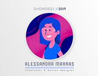Alessandra Marras • Showreel 2019