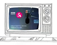 BBC ASIAN NETWORK RADIO - TVC and Online
