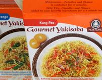 JSL Foods - Yakisoba Packaging