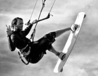 Kite Boarding Photography