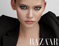 Harper's Bazaar Ukraine GRETA