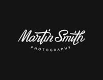 Logo design - Martin Smith Photography