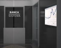 Nuova Filiale Banca Sistema, Rome /  COMPLETED
