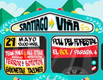 Santiago, Viña