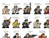 The Many Faces of Arnold Schwarzenegger
