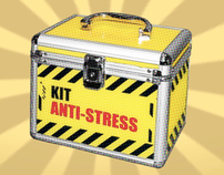 Creatividade Galega - Kit Anti Stress