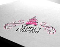 Logo Mara's Taarten