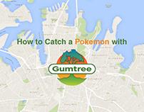 Pokemon Go Sydney Map