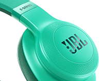 JBL E-Series headphones