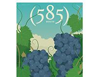 585 Magazine Cover