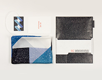 SilkShevitza - packaging for the STITCHES collection