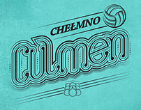 T-shirt Print - Culmen volleyball team
