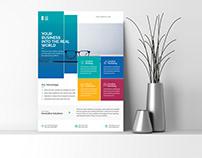 Creative Corporate Flyer