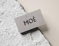 Moé | Brand Identity Redesign