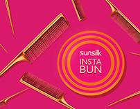 Sunsilk Instabun- Package design