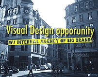 New Design opportunity in Metro West, MA!!