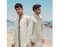 Men's Shoot - Harper's Bazaar Bride, India - Sept '17