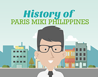 Story Animation: Paris Miki Philippines