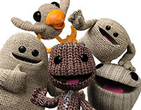 Little Big Planet 3 Launch Campaign