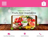 RMART Mobile App Design